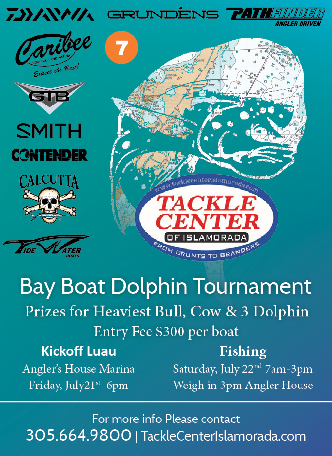 bayboat tournament flyer